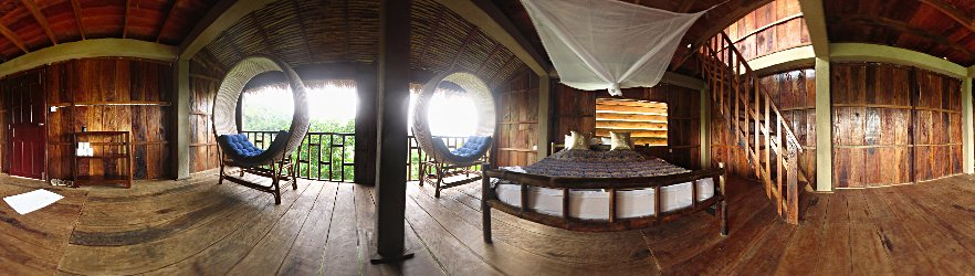 Jasmine Valley Eco-Resort Room 10 Kep Cambodia